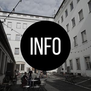INFOPOINT - Kampus Hybernská